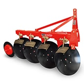Profile Frame Disc Ploughs