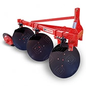 Sheet Frame Disc Ploughs