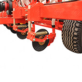 No Till Pneumatic Planter Trailed Type
