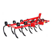 2 Row Spring Tine Tillers Low Chasis