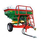 Fertilizer Spreader Trailed