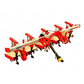 Interrow Cultivator with Router