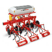 Interrow Cultivator with Spring Tine