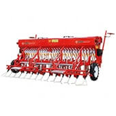 Seed Drill, Mounted with Spring Axe Type Sower