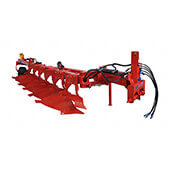 Semi Mounted Hydraulic Profile Ploughs